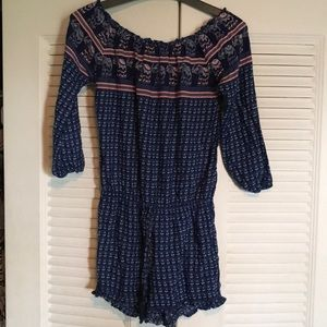 Other - Girls romper-size 14